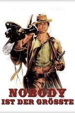 """Plakat von """"Nobody ist der Größte"""""""