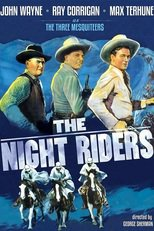 "Plakat von ""The Night Riders"""