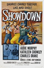 "Plakat von ""Showdown"""