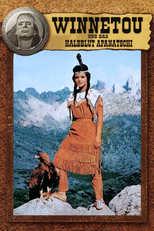 """Plakat von """"Winnetou und das Halbblut Apanatschi"""""""