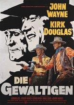 """Plakat von """"Die Gewaltigen"""""""