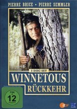 "Plakat von ""Winnetous Rückkehr"""