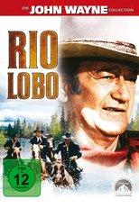 "Plakat von ""Rio Lobo"""