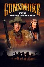 """Plakat von """"Rauchende Colts: Der letzte Apache"""""""