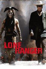 """Plakat von """"Lone Ranger"""""""