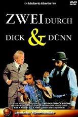 """Plakat von """"Zwei durch dick & dünn"""""""