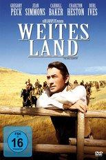 """Plakat von """"Weites Land"""""""