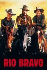 """Plakat von """"Rio Bravo"""""""