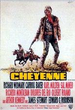 """Plakat von """"Cheyenne"""""""