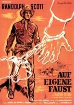 """Plakat von """"Auf eigene Faust"""""""