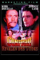 """Plakat von """"Gunfight - Rivalen des Todes"""""""
