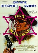 """Plakat von """"Der Marshal"""""""