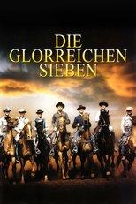 """Plakat von """"Die glorreichen Sieben"""""""
