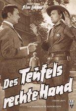 """Plakat von """"Des Teufels rechte Hand"""""""