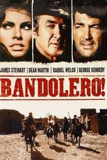 "Plakat von ""Bandolero!"""