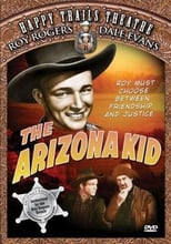 "Plakat von ""Arizona Kid"""