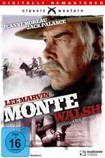"""Plakat von """"Monte Walsh"""""""
