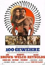 """Plakat von """"100 Gewehre"""""""