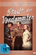 """Plakat von """"Stadt der Verdammten"""""""