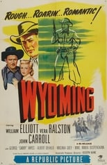 """Plakat von """"Wyoming"""""""