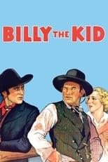 """Plakat von """"Geächtet, gefürchtet, geliebt – Billy the Kid"""""""