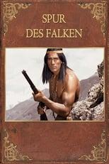 """Plakat von """"Spur des Falken"""""""