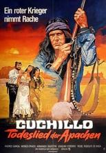 """Plakat von """"Todeslied der Apachen"""""""