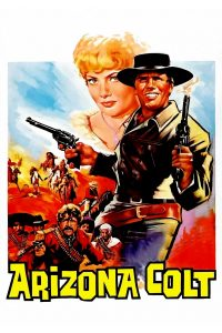 """Plakat von """"Arizona Colt"""""""