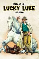 """Plakat von """"Lucky Luke"""""""